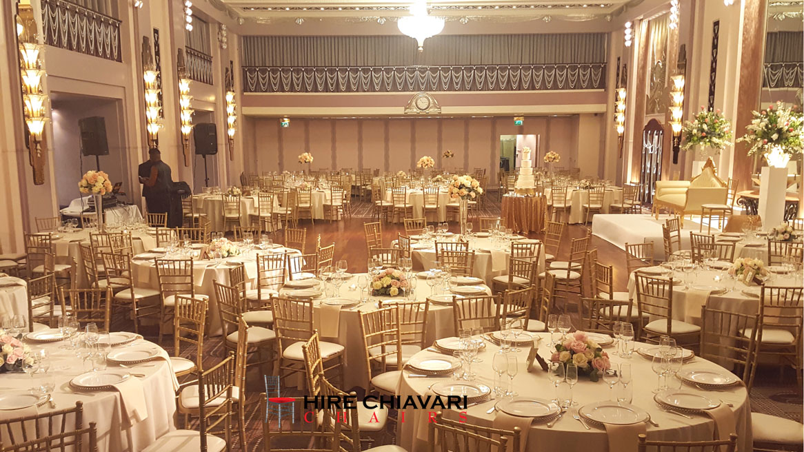 gold chiavari chairs sheraton park lane hotel