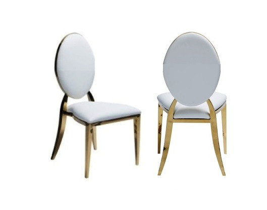 gold arabella chair